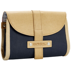 Basil Portland Saddle Bag dunkelblau